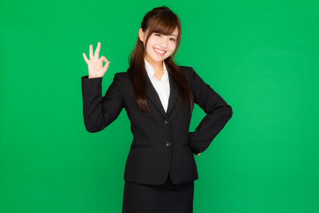遺品整理業者の女性