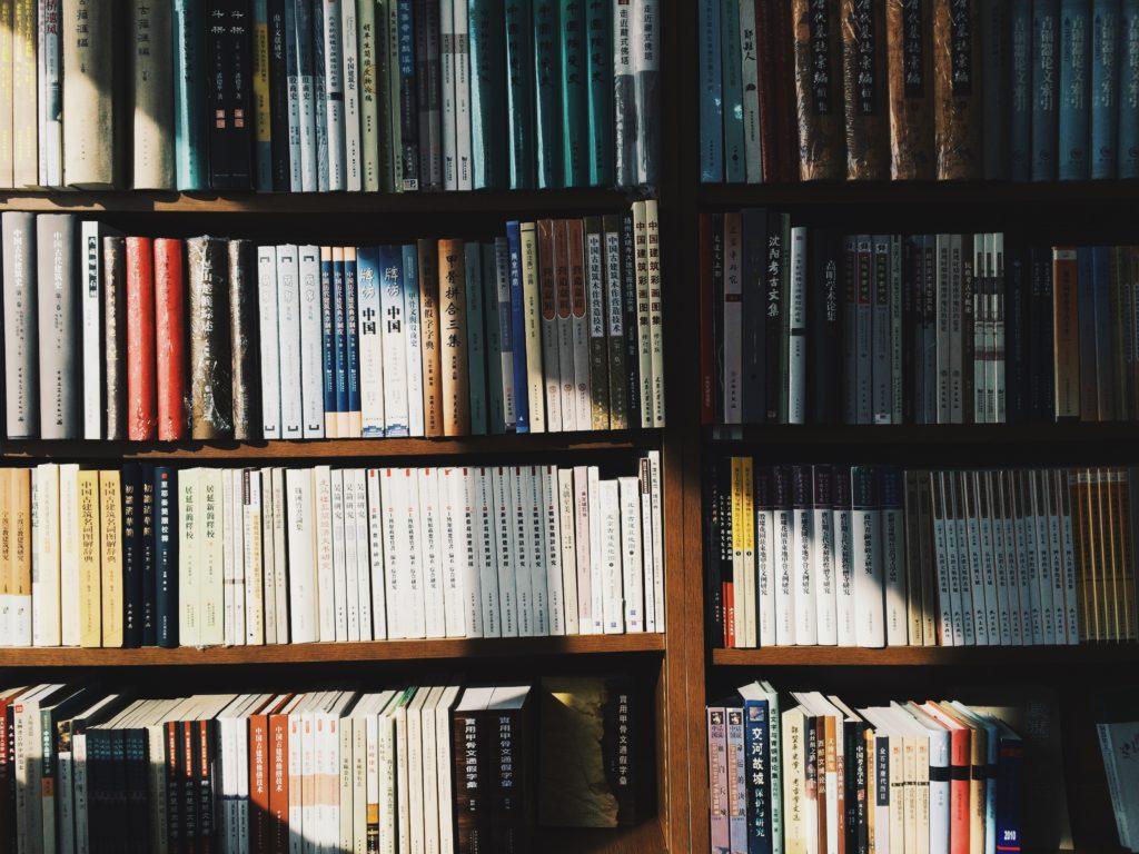 古書店の風景